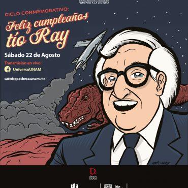 Feliz cumpleaños tío Ray