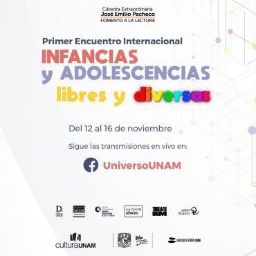 Primer Encuentro Internacional Infancias y Adolescencias Libres y Diversas
