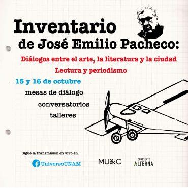 Inventario de José Emilio Pacheco