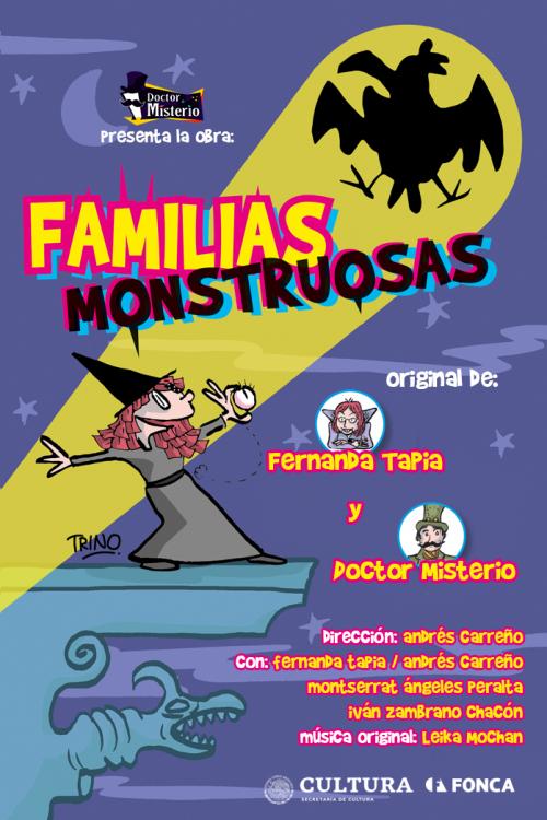 PonerComopartedelProgramaCARTELFAMILIAS-MONSTRUOSAS